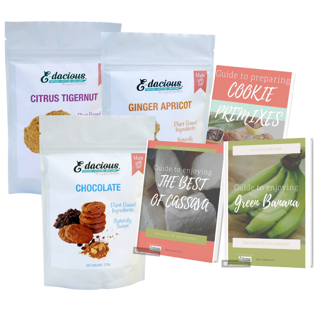gluten and dairy free collection